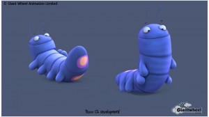 CGI development of 'Roxx' from our in-house development