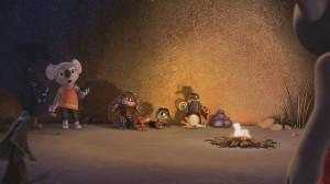 ©Flying Bark Productions & Giant Wheel Animation